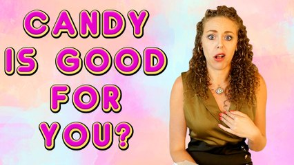 New Study Finds Candy Is Good for You!! Health Tips, Nutrition, Weight Loss, Obesity, Kids