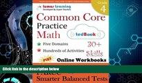 Big Deals  Common Core Practice - Grade 4 Math: Workbooks to Prepare for the PARCC or Smarter