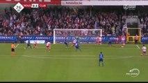 0-3 Jelle Vossen Goal Belgium  Jupiler Pro League - 23.09.2016 Mouscron-Peruwelz 0-3 Club Brugge