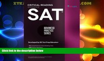 Must Have PDF  SAT Critical Reading Workbook (Advanced Practice Series) (Volume 4)  Free Full Read