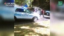 NBC diffuse la vidéo de l'homme noir abattu par la police à Charlotte