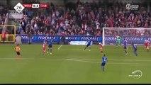 Jelle Vossen Goal - Club Brugge 3-0 Mouscron - Peruweiz & Jupiler Pro League 23/9/2016 HD