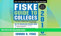 Big Deals  Fiske Guide to Colleges 2016  Best Seller Books Most Wanted