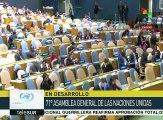 Gonsalves: Trabajemos por un mundo más justo, es urgente y necesario