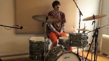 The Beatles - Strawberry Fields Forever - Drum-Santy Gomez