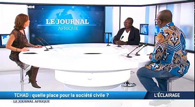 Céline Narmadji invitée d'amnesty international met à nu la gestion de Deby sur le Tchad - Sur TOL