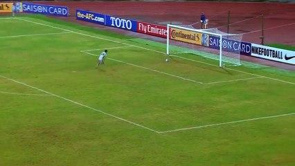 Amazing! Uzbekistan U16 goalkeeper Jasurbek Umrzakov scored vs N Korea from own gate 23092016