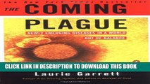 [PDF] The Coming Plague: Newly Emerging Diseases in a World Out of Balance Popular Collection