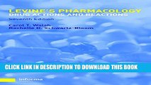 [PDF] Pharmacology: Drug Actions and Reactions (PHARMACOLOGY- DRUG ACTIONS   REACTIONS (LEVINE))