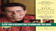 [PDF] Rick Bayless s Mexican Kitchen Popular Colection