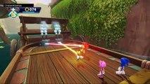 Sonic Boom El Ascenso de Lyric - » Parte 11 / VS METAL SONIC « - Español Wii U [HD]