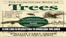 Collection Book Illustrated Book of Trees: The Comprehensive Field Guide to More than 250 Trees of