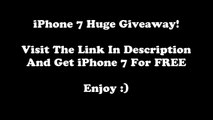 Apple Giveaway - Iphone 7 Giving Away Now - apple iphone 7