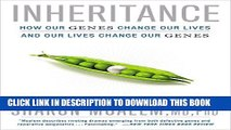 [PDF] Inheritance  How Our Genes Change Our Lives--and Our Lives Change Our Genes Popular Colection