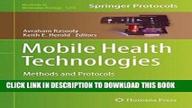 [PDF] Mobile Health Technologies: Methods and Protocols (Methods in Molecular Biology) Popular