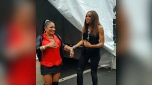 Deborah Cox meets Lisa Lisa at Oakland Pride