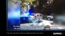 Etats-Unis : NBC diffuse la vidéo de l'homme noir abattu par la police à Charlotte (Vidéo)