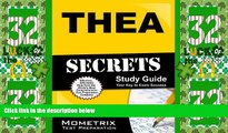 Big Deals  THEA Secrets Study Guide: THEA Test Review for the Texas Higher Education Assessment