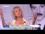 """Isabelle AUBRET : """"Brel, Brassens, Ferrat me prenaient dans leurs bras"""""""