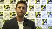 Comic Con 2014 - Jensen Ackles Röportajı (Türkçe Altyazılı)
