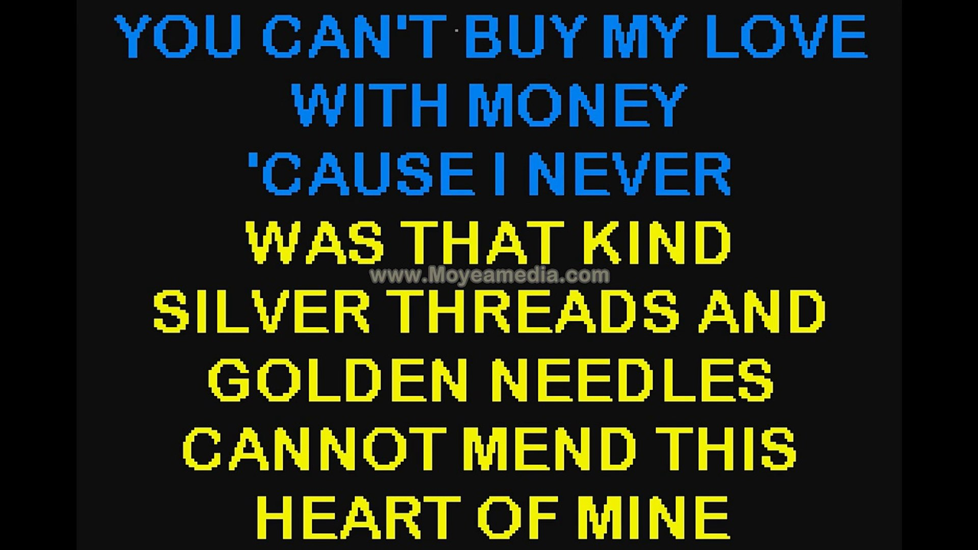 Linda Ronstadt Silver Threads And