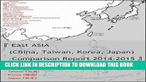 [PDF] 『 East ASIA ( China, Taiwan, Korea, Japan ) Comparison Report 2014-2015 �: for Overseas