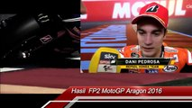 Hasil Fp2 Motogp Aragon 2016 Dani Pedrosa Tunjukkan Kelas Dewa Pada Sesi Ini