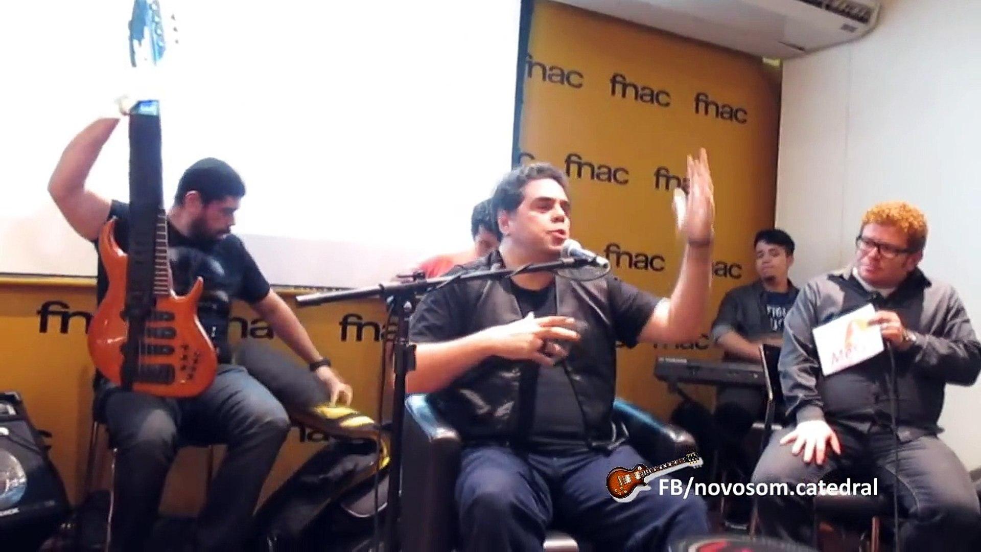 Catedral (Entrevista) - Fim da banda - Pocket Show Fnac.