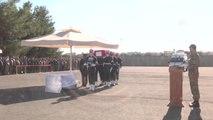 Lice'de Şehit Olan Uzman Çavuş Şen İçin Cenaze Töreni