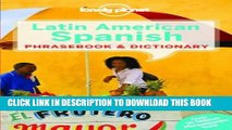 [PDF] Lonely Planet Latin American Spanish Phrasebook   Dictionary (Lonely Planet Phrasebook and