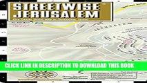 [PDF] Streetwise Jerusalem Map - Laminated City Center Street Map of Jerusalem, Israel - Folding