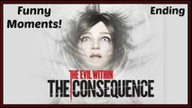 YouTube Let Me Monetize This | The Evil Within: The Consequence | Final Funny Moments