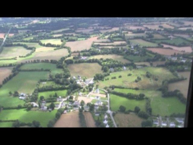 En hélicoptère sur la Bretagne, petit voyage on l'air avec Eurocoptére AS 350 BA Écureuil