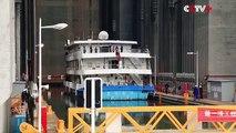 En'lerin Ülkesi Çin'den Dünyanın En Büyük Gemi Asansörü