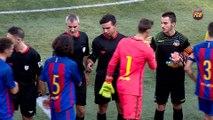 [HIGHLIGHTS] FUTBOL (Juvenil): UE Sant Andreu-FC Barcelona 'A' (1-2)