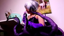 Frozen Elsa SAVSpiderman, Frozen Elsa Mermaid & Ariel vs Ursula! w_ Pink Spidergirl! Superhero Fun in Real Life -)-7j4JITEpFmg part 2ED BY JOKERS & Spiderman! w_ Bad Baby Poop Maleficent Spidergirl Anna! Superhero part 1