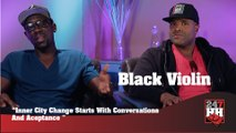 Black Violin - Inner City Change Starts With Conversations And Acceptance (247HH Exclusive) (247HH Exclusive)