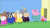#145 Świnka Peppa - Mistrz Tata Świnka (sezon 3 - Bajki dla dzieci)