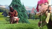 Clash of Clans Movie - Full Animated Clash of Clans Movie Animation! (CoC Movie!)(360p)
