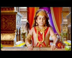 Jai Hanuman 25-09-16 Sun Tv Serial Episode 15 Part 1