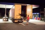 Migrants : «Le salaire de la peur» pour les routiers à Calais