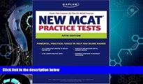 Big Deals  Kaplan New MCAT Practice Tests (Kaplan MCAT Practice Tests)  Best Seller Books Best