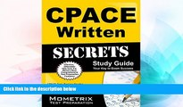Big Deals  CPACE Written Secrets Study Guide: CPACE Test Review for the California Preliminary