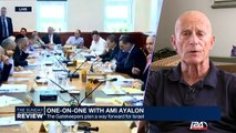 09/25: One-On-One with Ami Ayalon