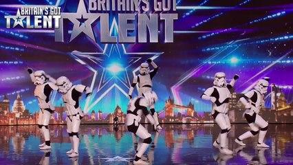 Golden Buzzer Auditions: Top 10 America's Got Talent Golden