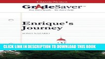Collection Book GradeSaver (TM) ClassicNotes: Enrique s Journey