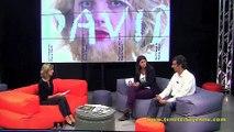 Quand la Tvnet Citoyenne est sur le plateau de TV 8 Mont Blanc