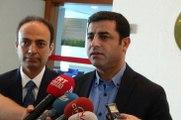 Demirtaş'tan 'Kürtçe Bilmiyor' Eleştirilerine Yanıt: Benim Değil Devletin Ayıbı