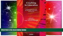 Big Deals  Coaching in Education: Getting Better Results for Students, Educators and Parents