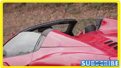 Essai Ferrari 458 Spider